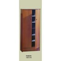 Ντουλάπι ξύλινο Ελληνικό (150x70x47).