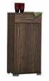 Πολυντούλαπο με 1 πόρτα, συρτάρι και 2 ράφια (97x45x45).
