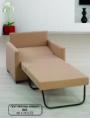 Πολυθρόνα κρεβάτι Ν20 (88x78x72).