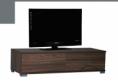 Έπιπλο TV με 2 συρτάρια (51x120x45) ελληνικήs κατασκευήs